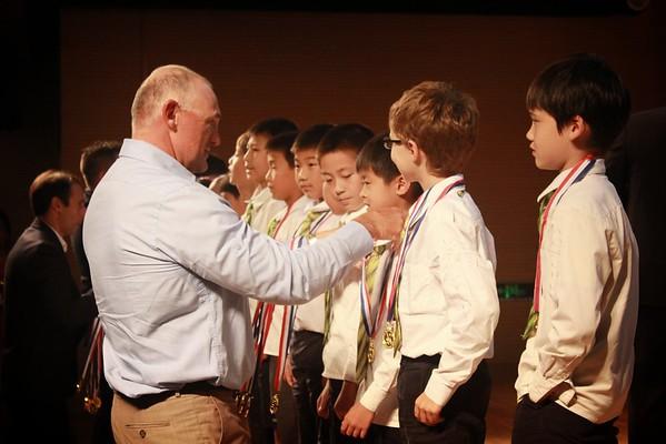 Craig Monk at YK Pao